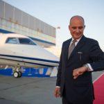 Хендлинговое обслуживание самолетов деловой авиации