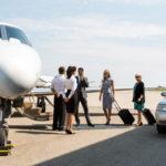 Услуга деловой авиации — заказ самолета