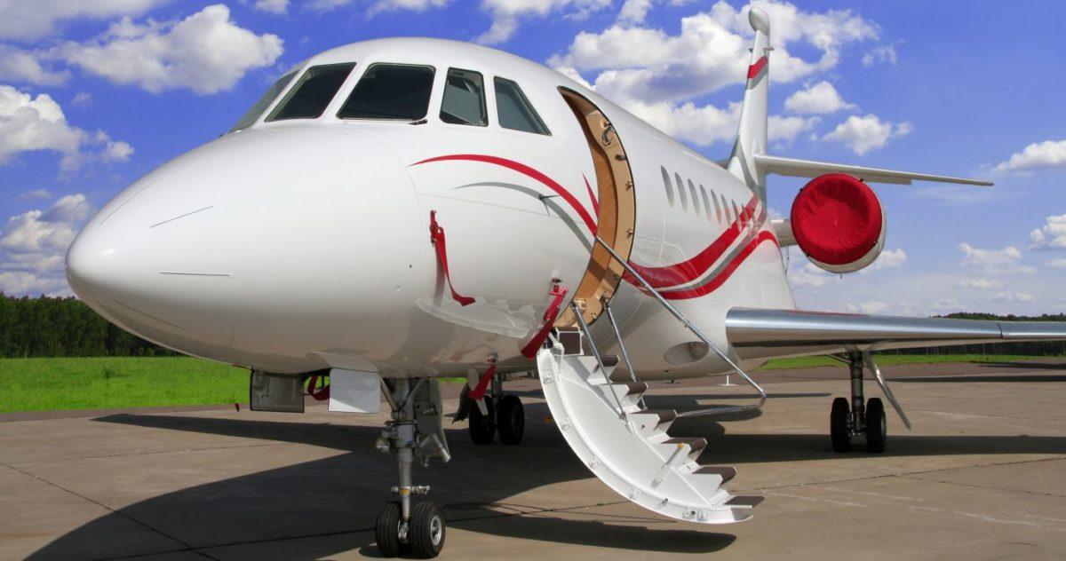 Услуги бизнес-авиации