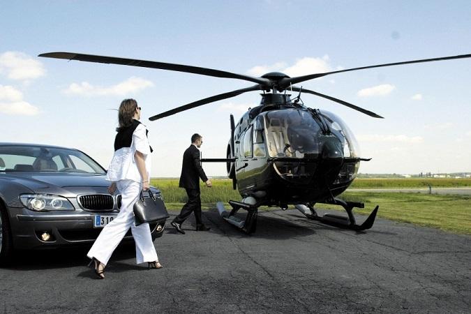 Вертолеты для деловых людей: основные преимущества