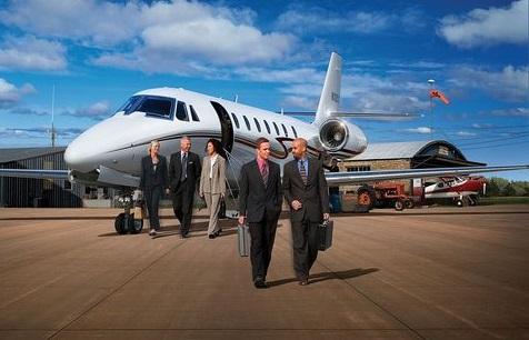 Где и как арендовать VIP-самолет?
